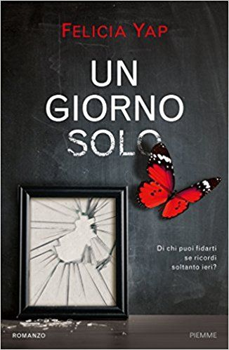libri thriller 2018 un giorno solo