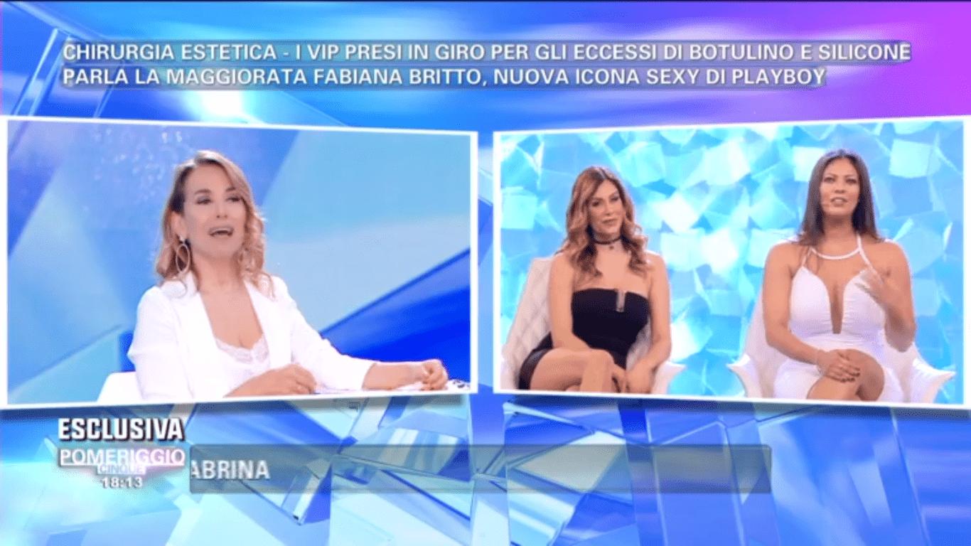 """Paola Caruso a Pomeriggio Cinque: """"Con tutta quella ciccia mi sarei suicidata"""""""
