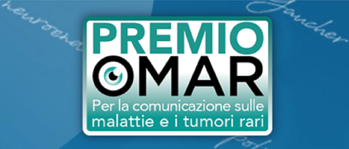 I vincitori dei Premi OMaR per la comunicazione di malattie e tumori rari