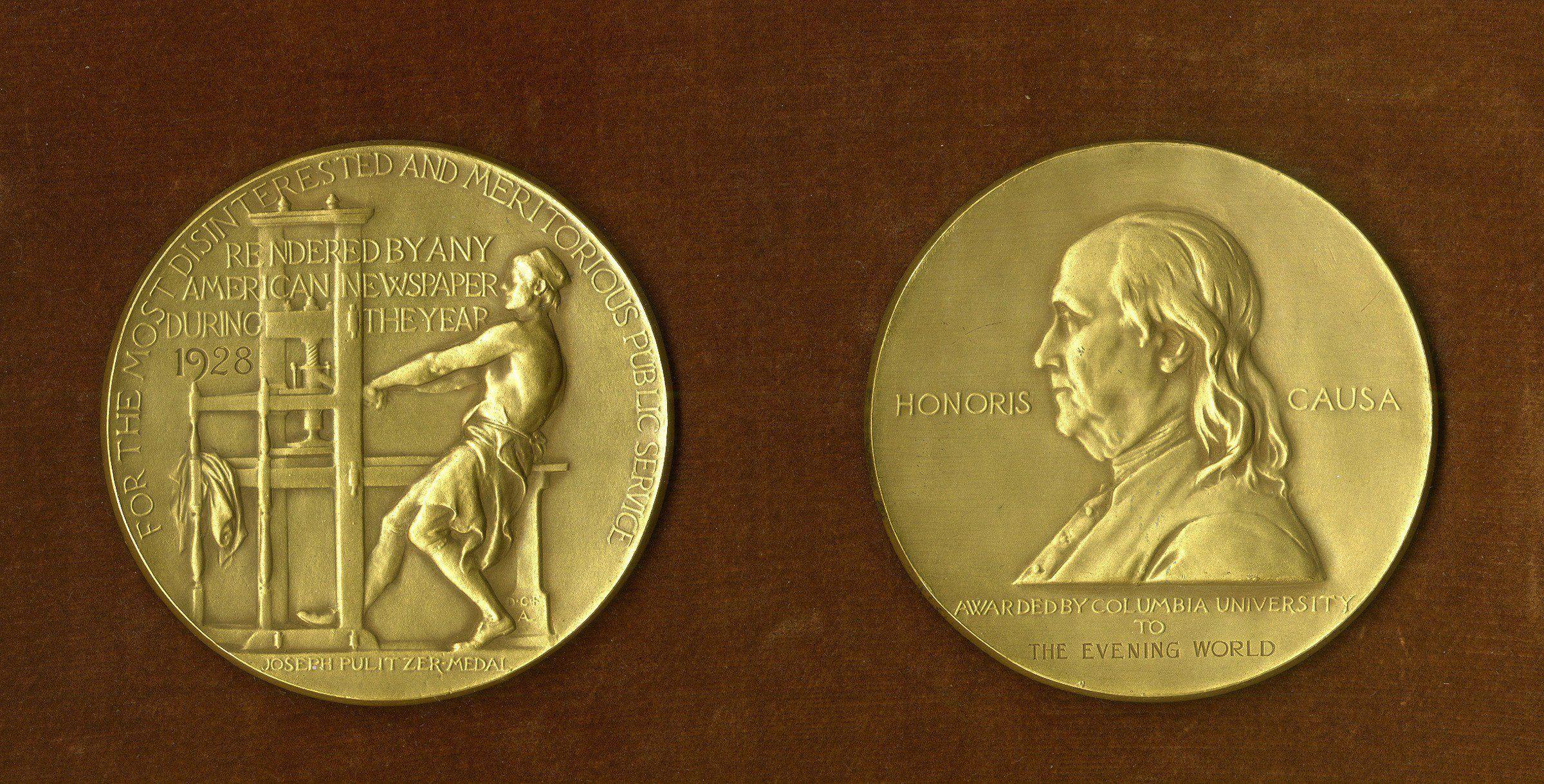 I libri vincitori del Premio Pulitzer 2018