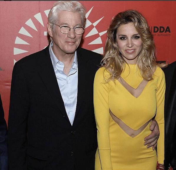Richard Gere e Alejandra Silva, il matrimonio il 5 maggio