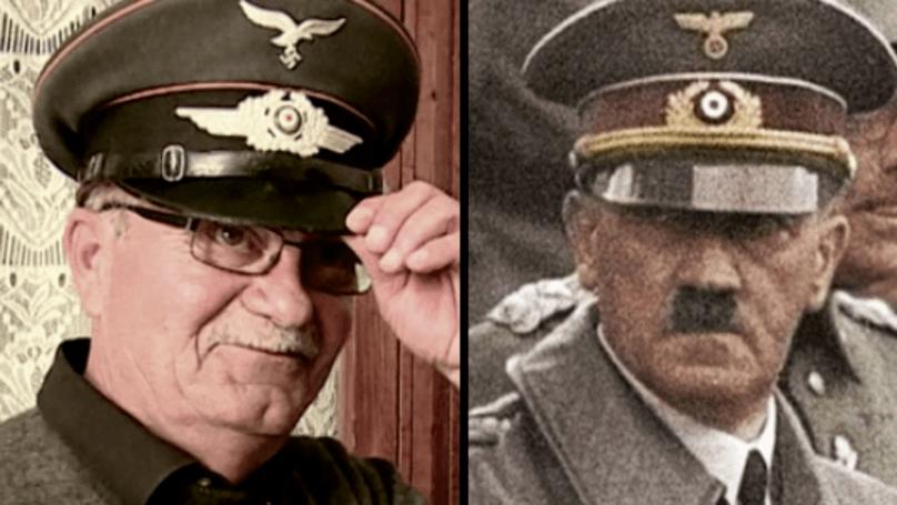 Dice di essere il nipote di Hitler, ora il test del DNA