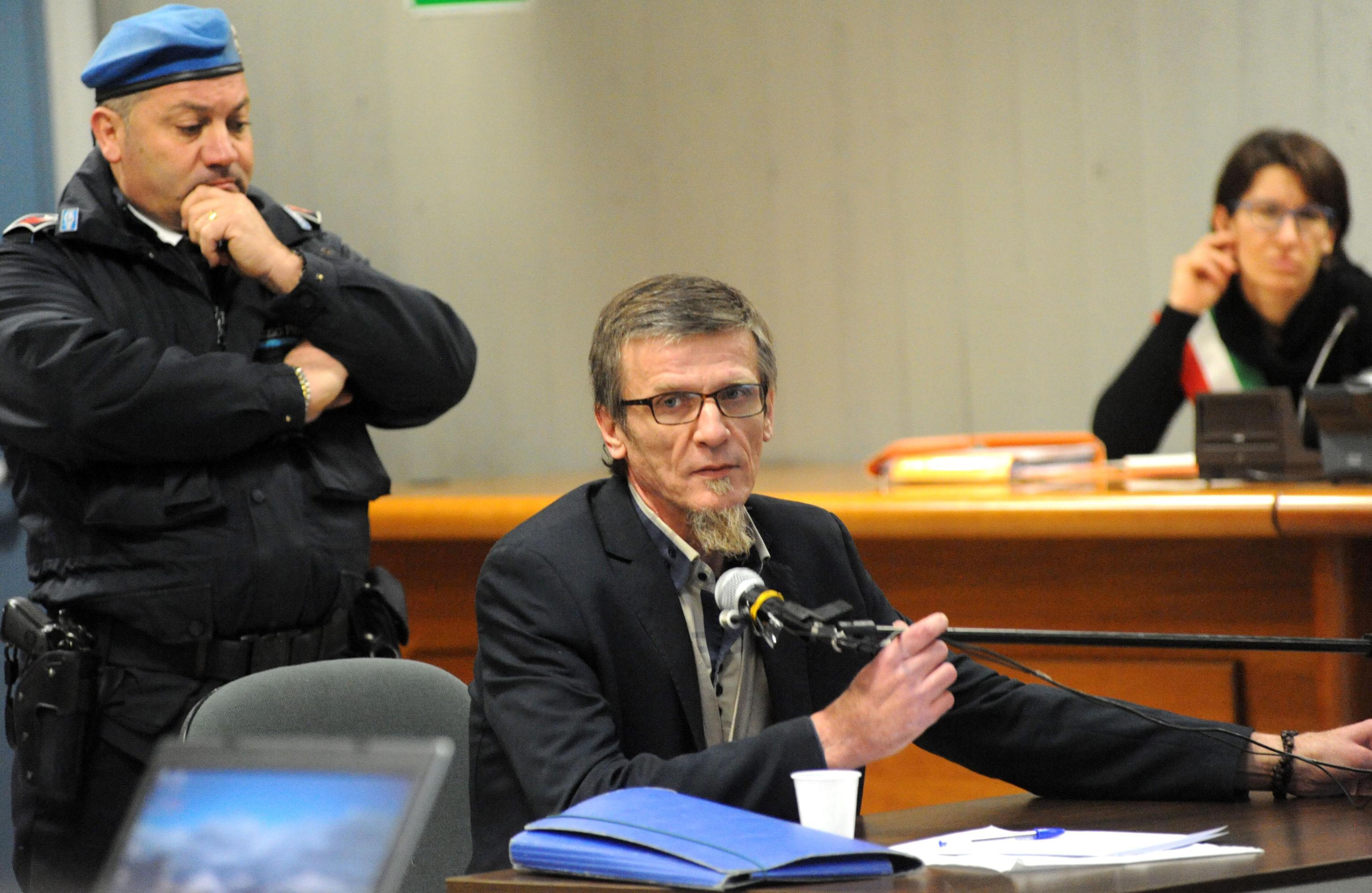 Stefano binda ergastolo per omicidio Lidia Macchi