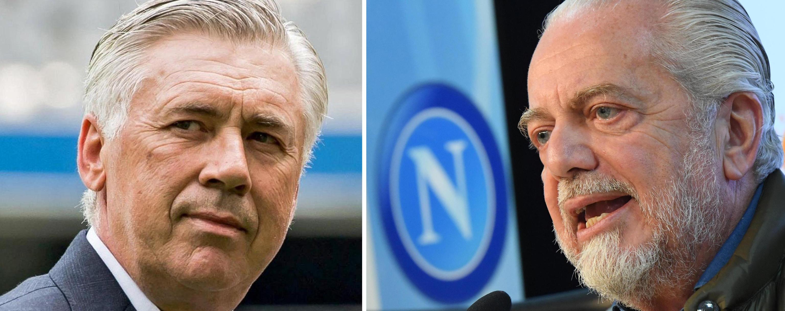 Ancelotti al Napoli: accordo raggiunto, Carletto alla corte di De Laurentiis