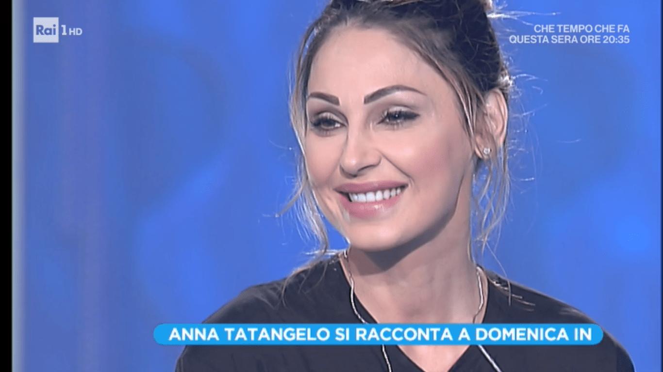 Anna Tatangelo: 'La mia con Gigi è stata una delle più belle storie d'amore d'Italia'