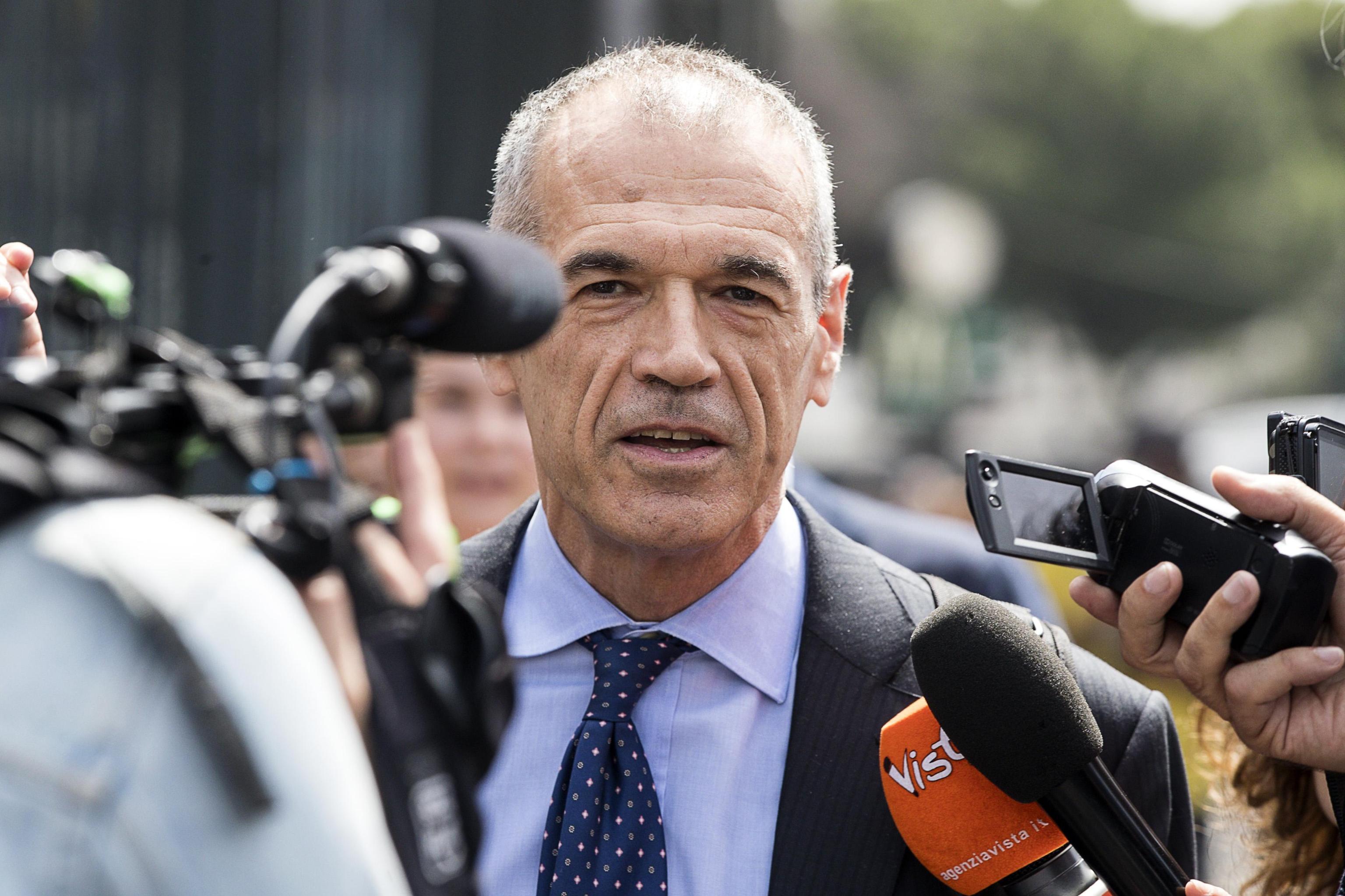 Chi è Carlo Cottarelli: da commissario per la Spending Review a nuovo premier
