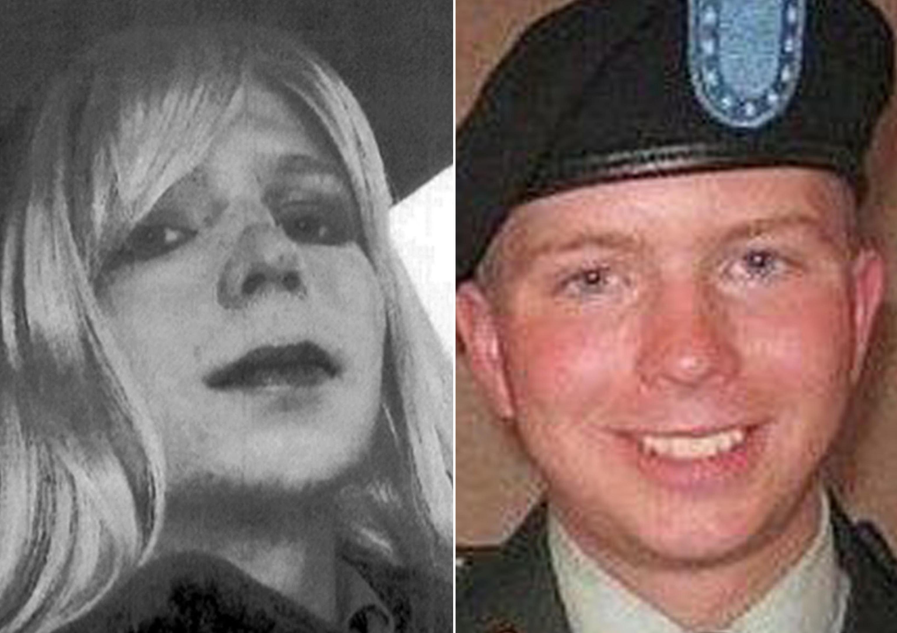 Chelsea Manning prima