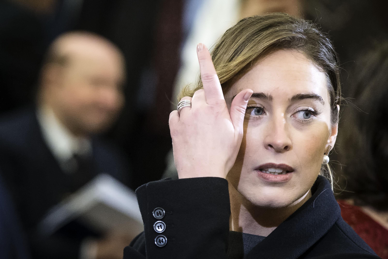 'Giuseppe Conte è un amico di Maria Elena Boschi', l'indiscrezione che fa il giro del web