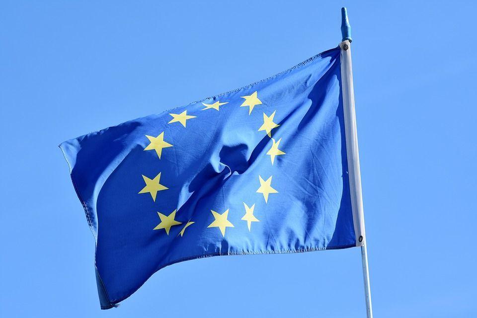 Europa bandiera