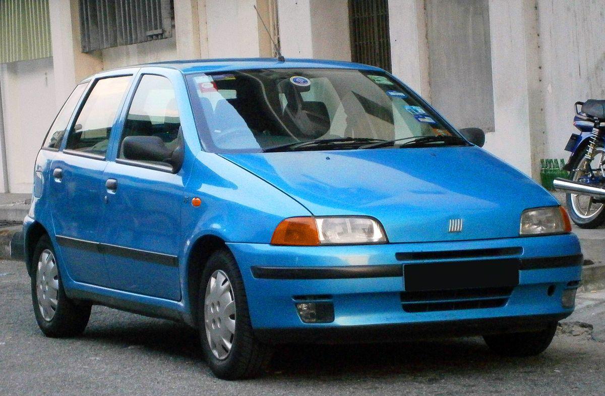 Fiat Punto SX 1993