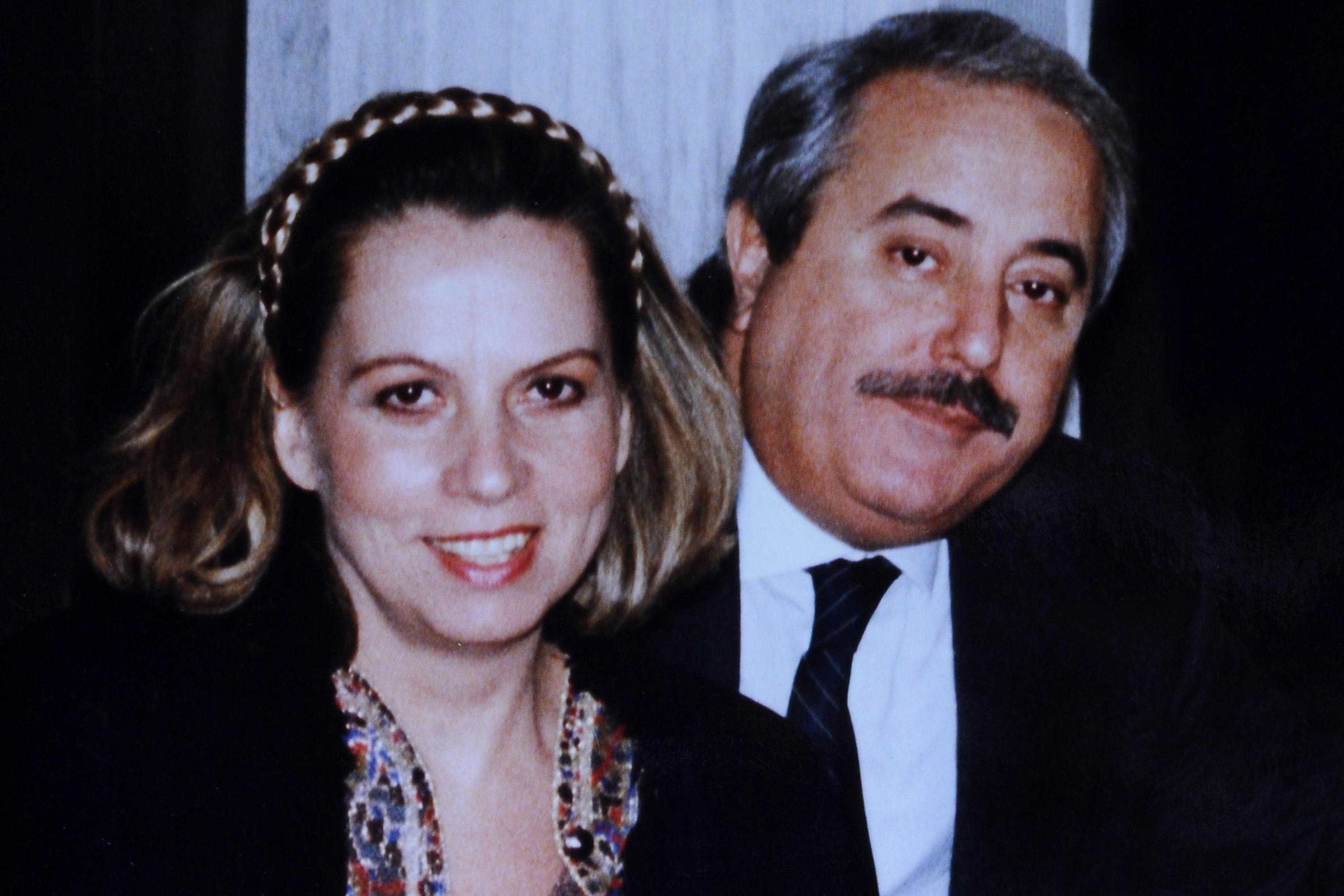 Francesca Laura Morvillo e Giovanni Falcone