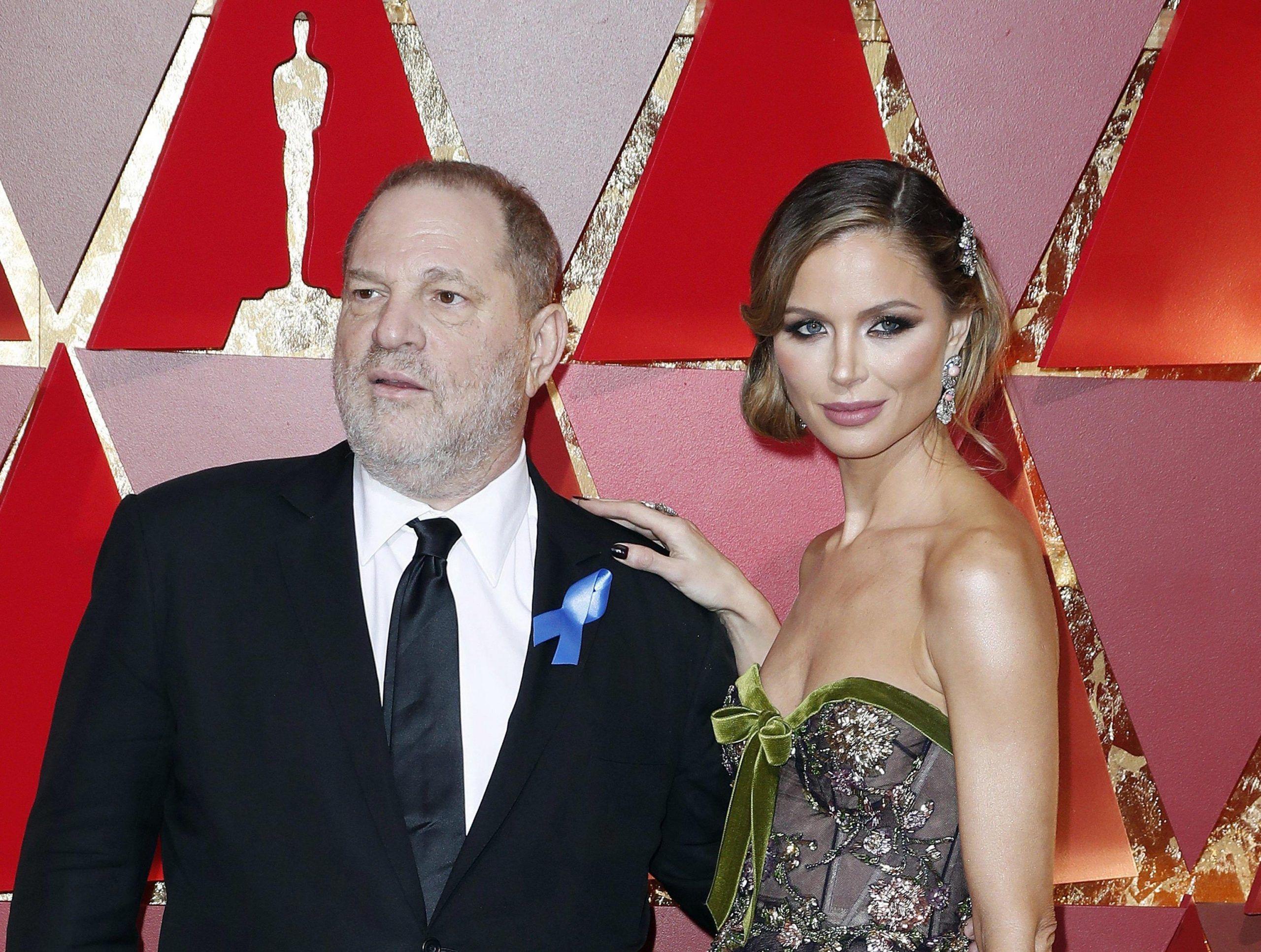 Georgina Chapman, moglie di Harvey Weinstein: 'Mi sono sentita umiliata, non sapevo nulla'