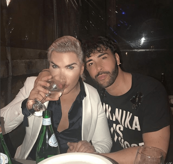 Giacomo Urtis: 'Ho avuto una relazione con Rodrigo Alves, il Ken Umano'