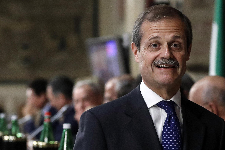 Chi è Giampiero Massolo, il possibile premier del governo M5S-Lega