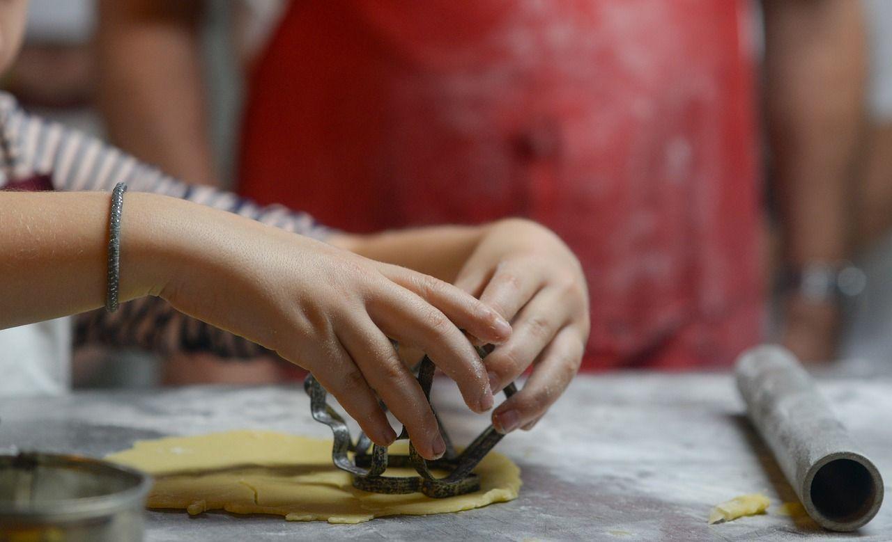 Giorgia Pagano, la bambina che non può mangiare ma sogna di fare la chef