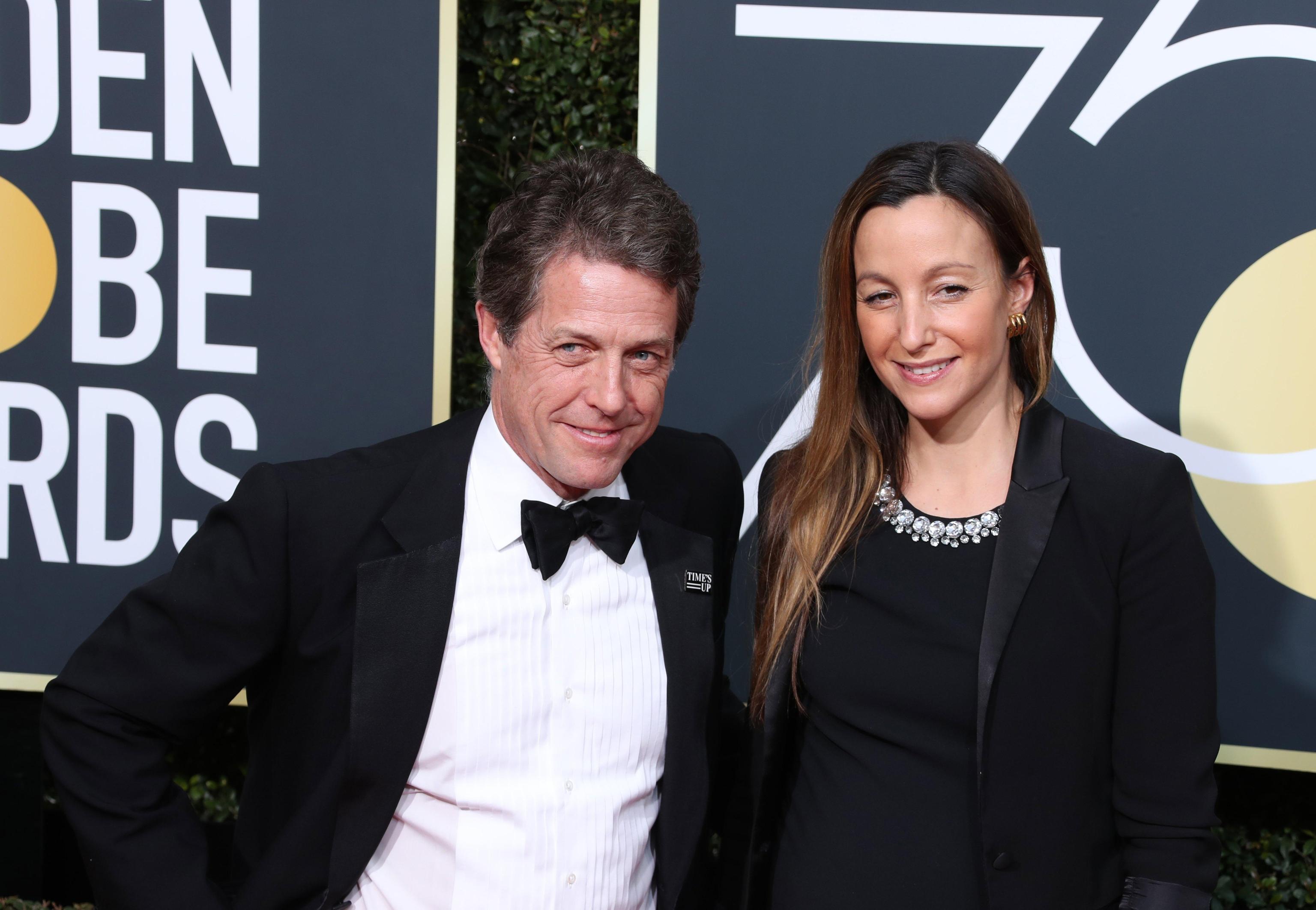 Hugh Grant si sposa: il matrimonio con Anna Eberstein a fine maggio
