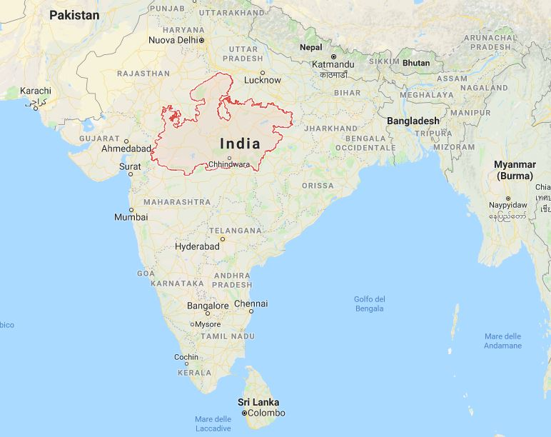 India stupro India