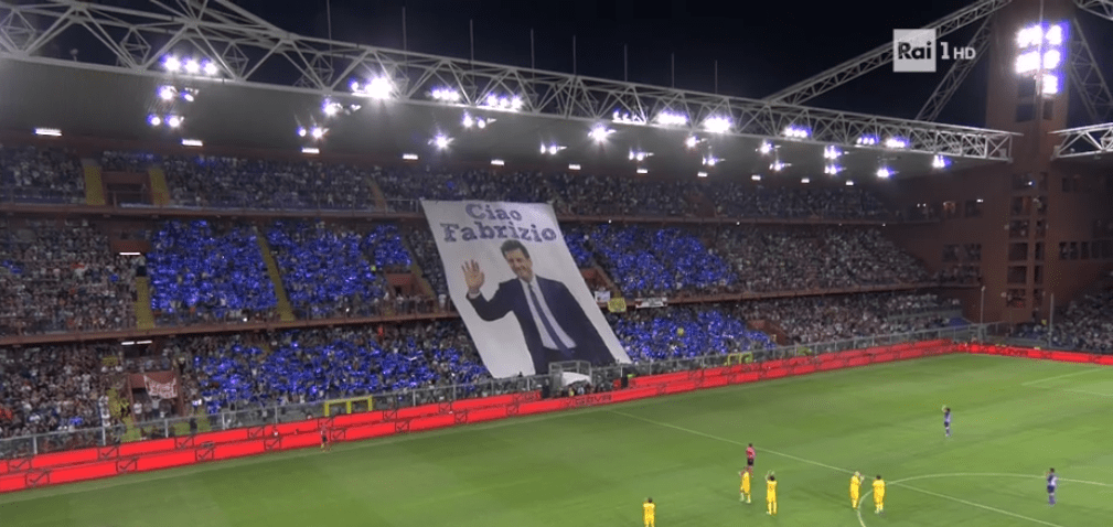 La Partita del cuore 2018 ricorda Fabrizio Frizzi