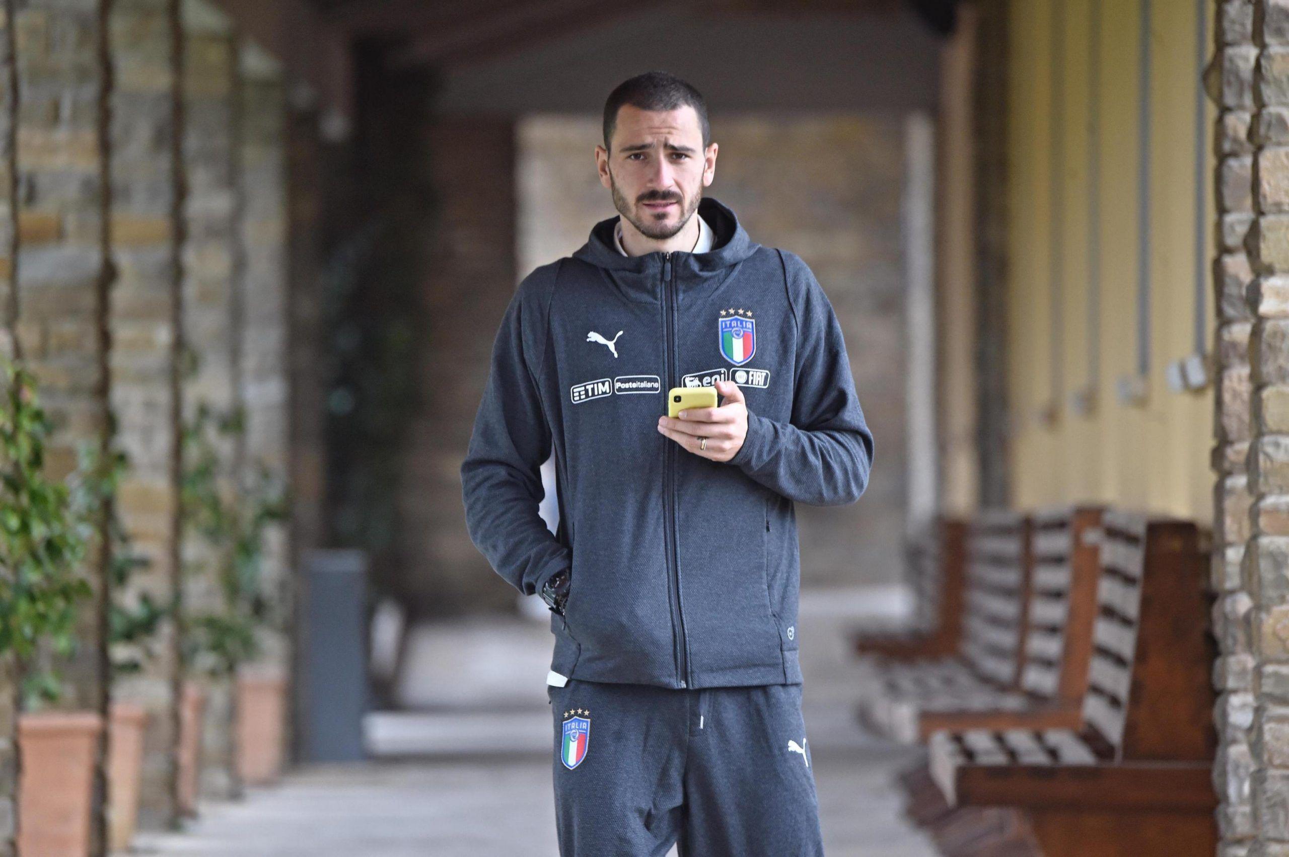 COVERCIANO:ITALY TRAINING SESSION