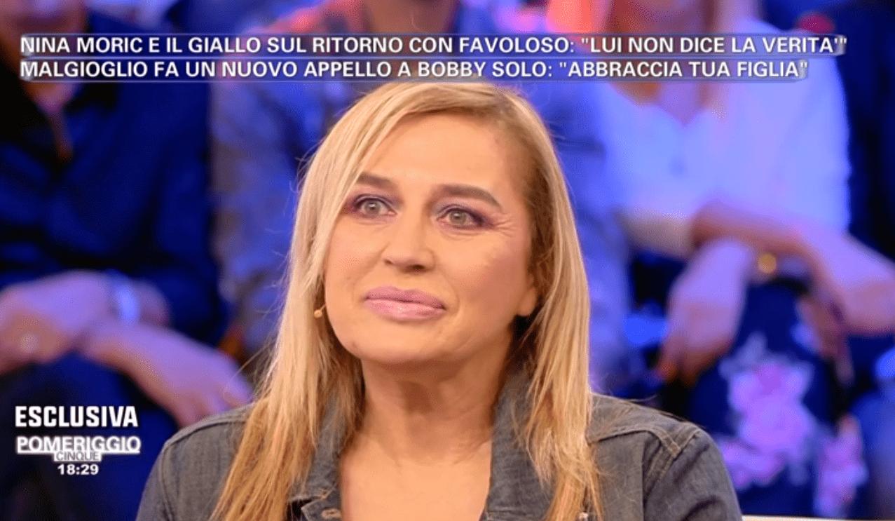 Lory Del Santo: 'Mio figlio non parla con me da 10 mesi'