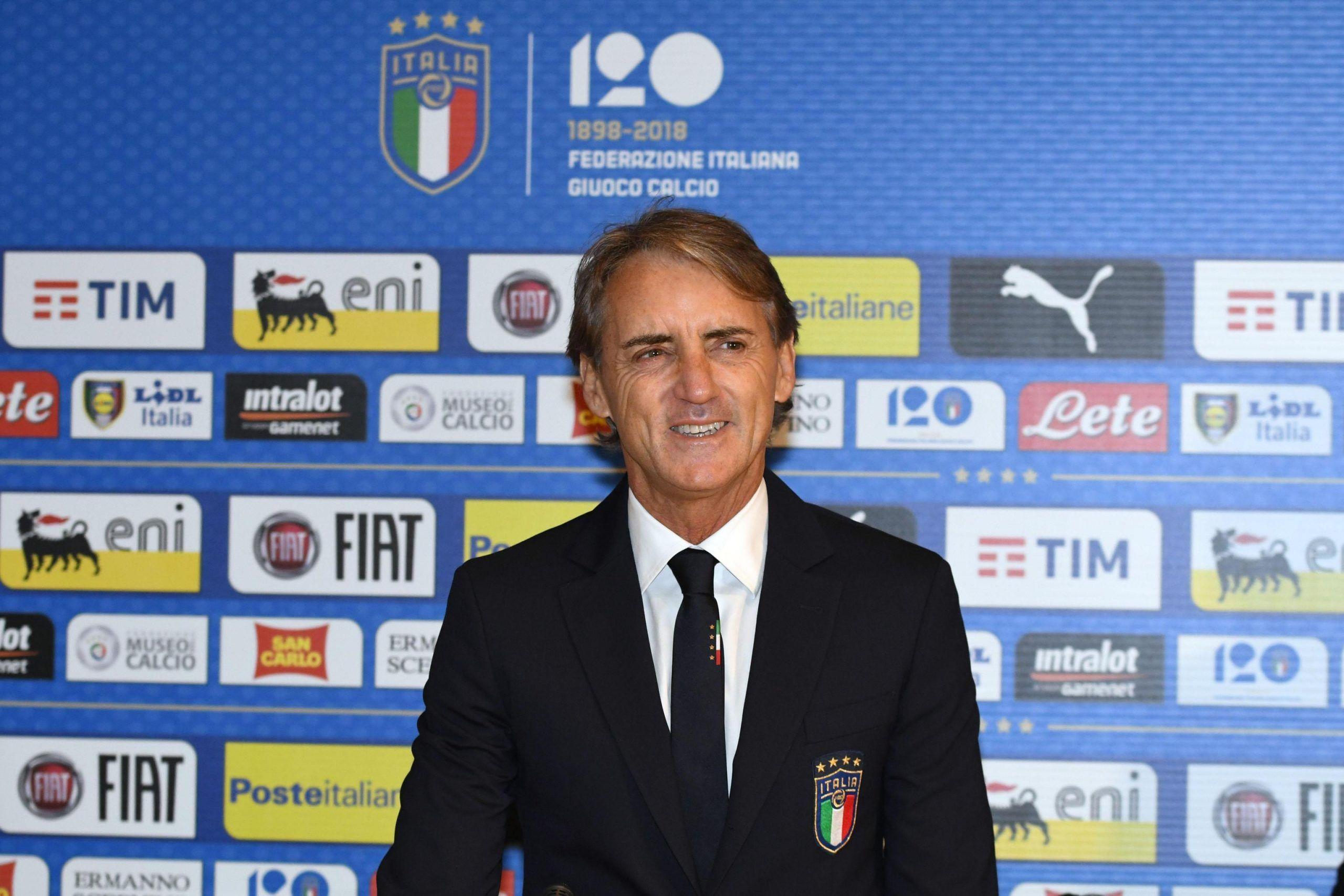 Mancini nuovo allenatore della Nazionale: le prime parole da CT
