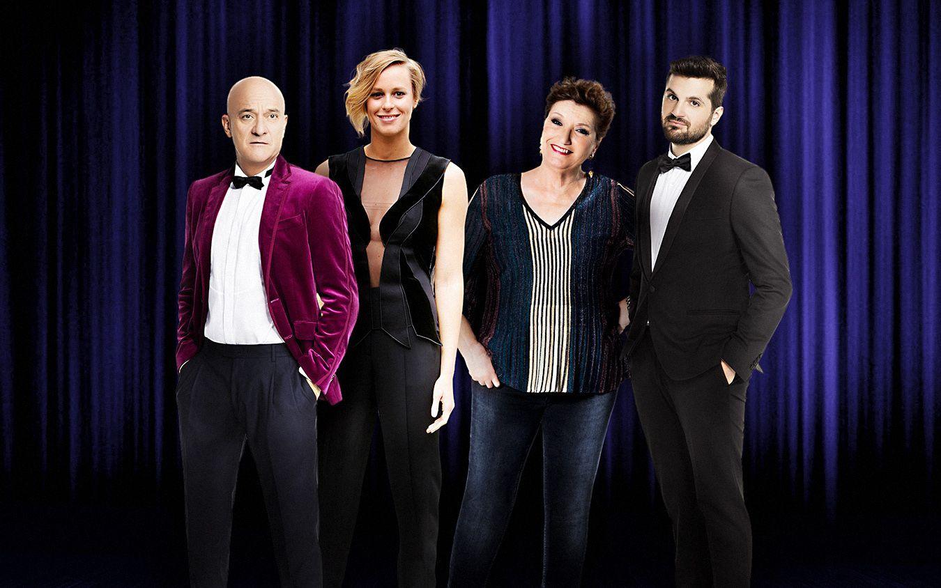Italia's Got Talent 2018, Federica Pellegrini e Mara Maionchi nuovi giudici del programma
