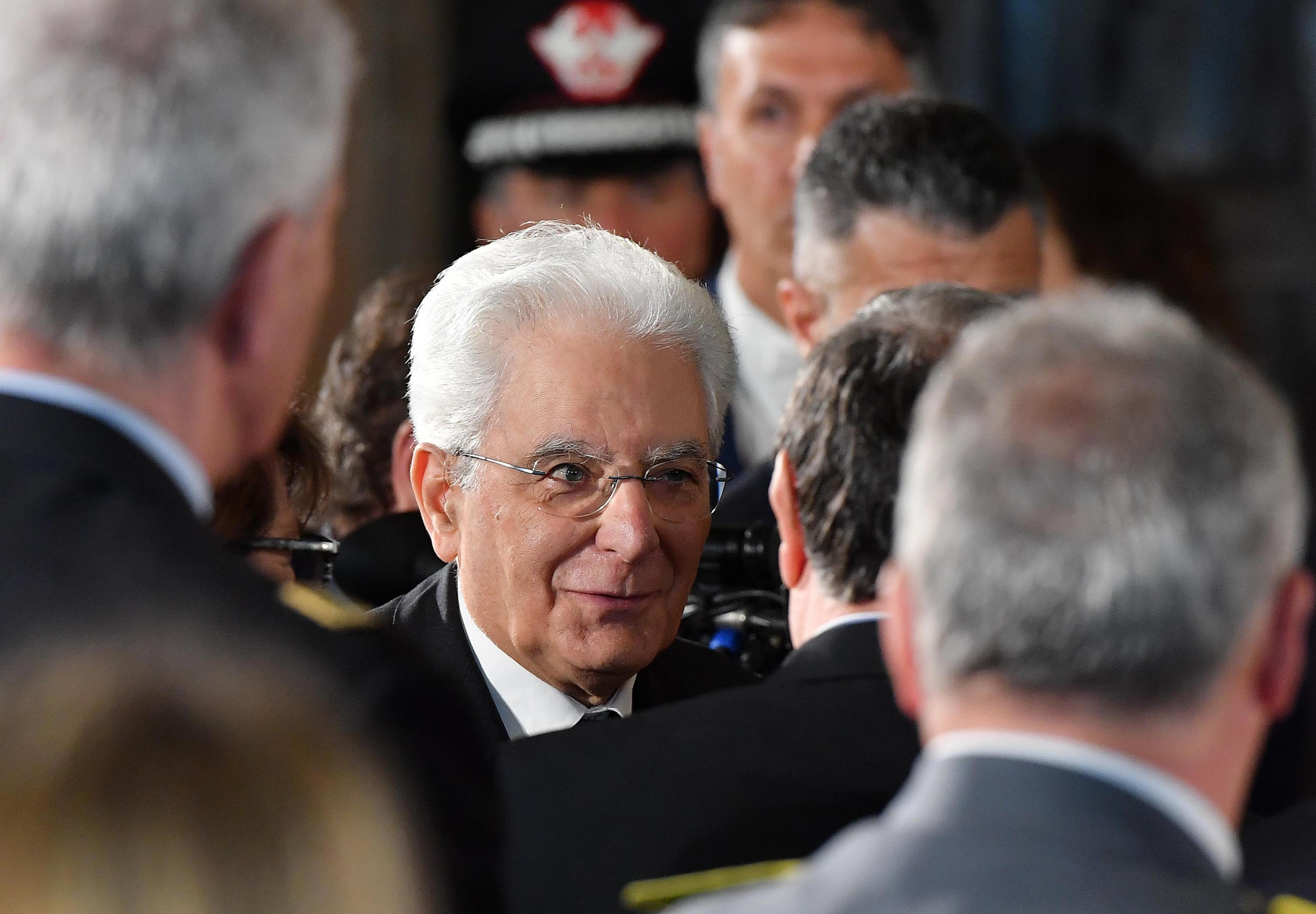 """Mattarella, a volte interessi Paese sono """"neutrali"""""""