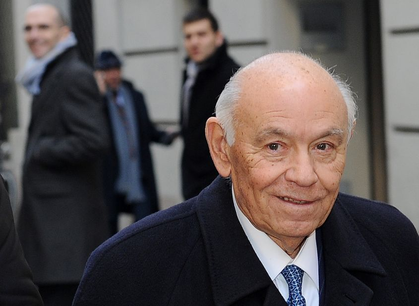 Morti Famosi 2018 Salvatore Ligresti