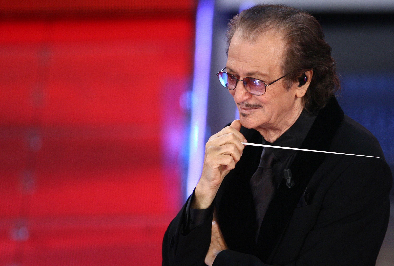 Morto Pippo Caruso, addio al maestro del Festival di Sanremo