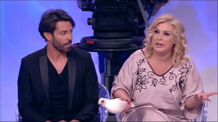 Tina Cipollari a Uomini e Donne: 'Non parlerò mai male del mio ex marito Chicco'