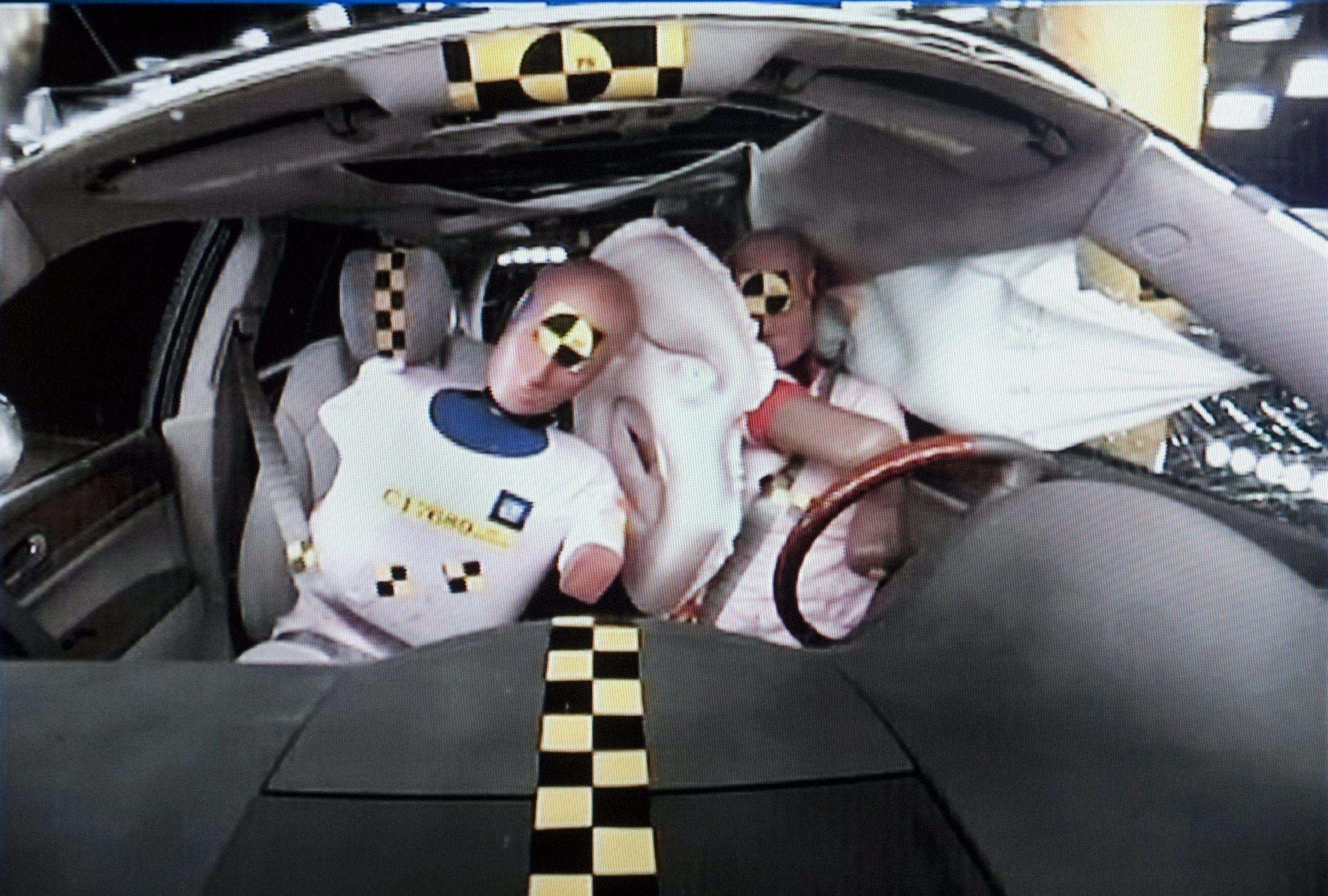 airbag difettosi che esplodono