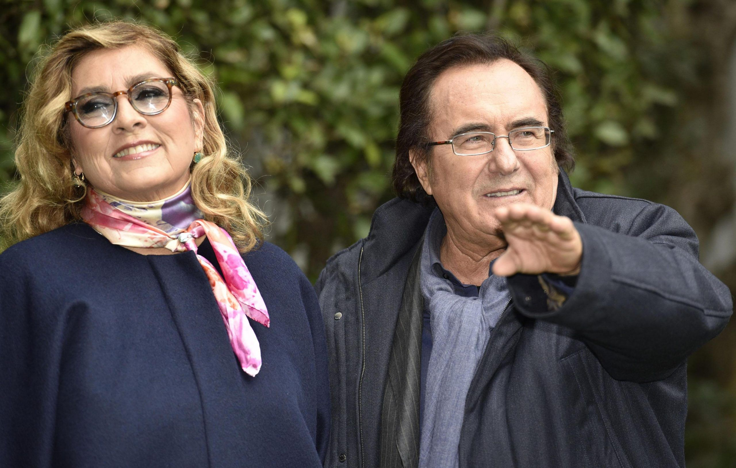 Al Bano e Romina nonni: è nato il figlio di Cristel Carrisi
