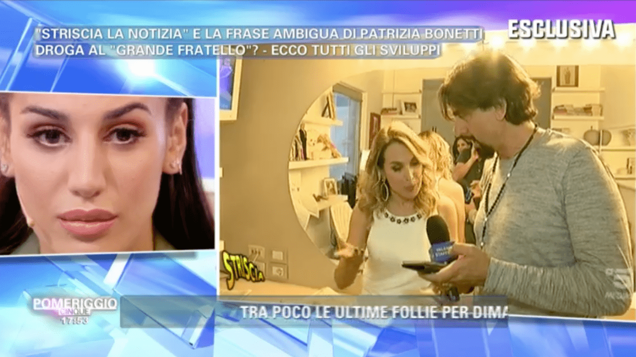 Barbara D'Urso sulla droga al Grande Fratello: 'Abbiamo chiesto un altro controllo a Endemol'