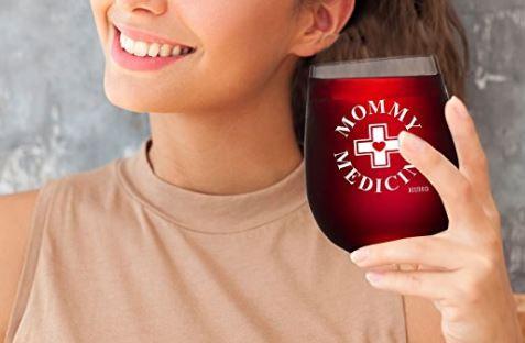 bicchiere mamma