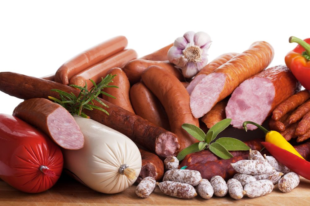 carne processata