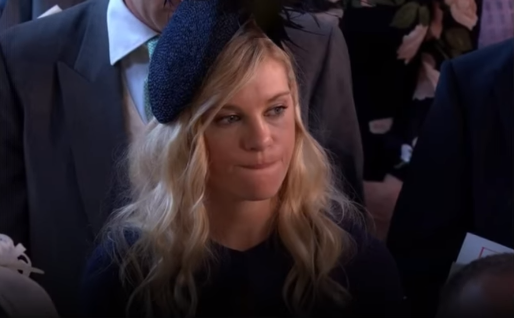 Chelsy Davy, l'ex di Harry al Royal Wedding: l'ironia del web