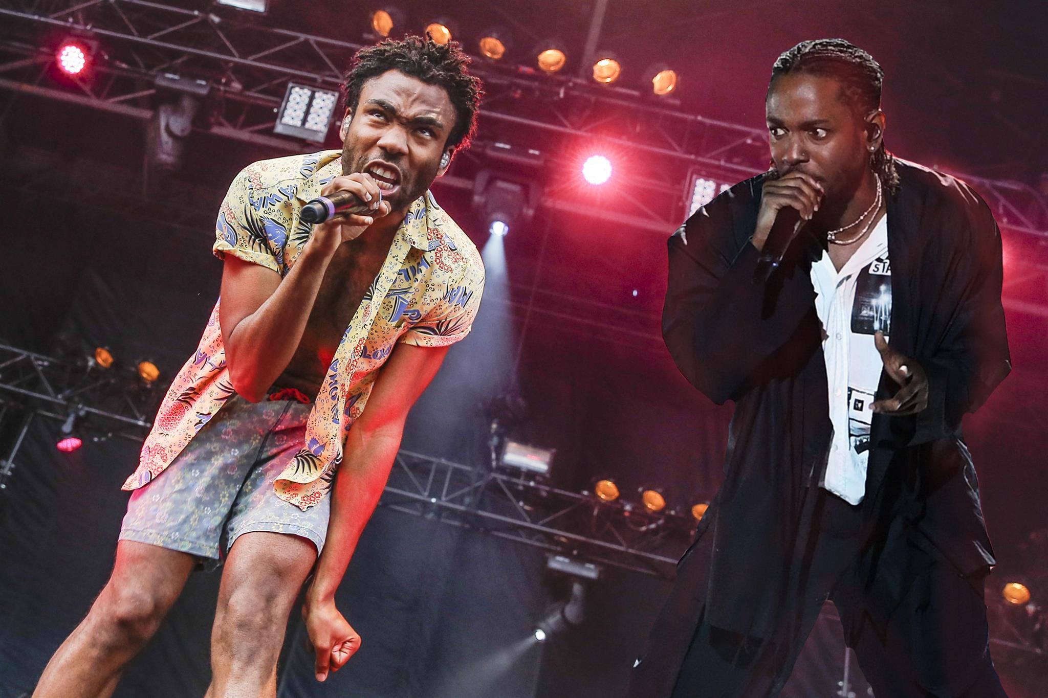 Il rap che racconta l'America di Trump conquista il mondo: da Childish Gambino a Kendrick Lamar