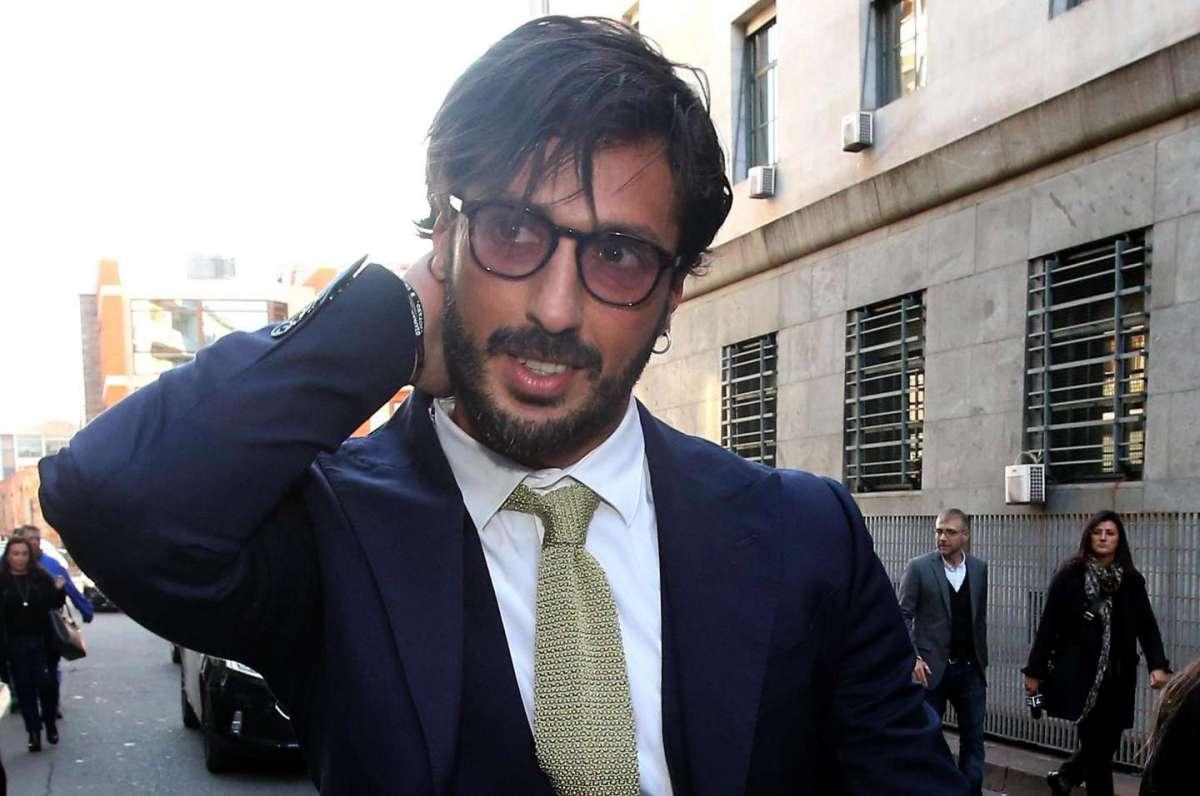 Fabrizio Corona e Alda D'Eusanio, rissa televisiva a Stasera Italia