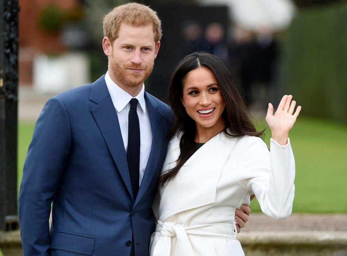 Harry e Meghan, il matrimonio in diretta TV anche in Italia