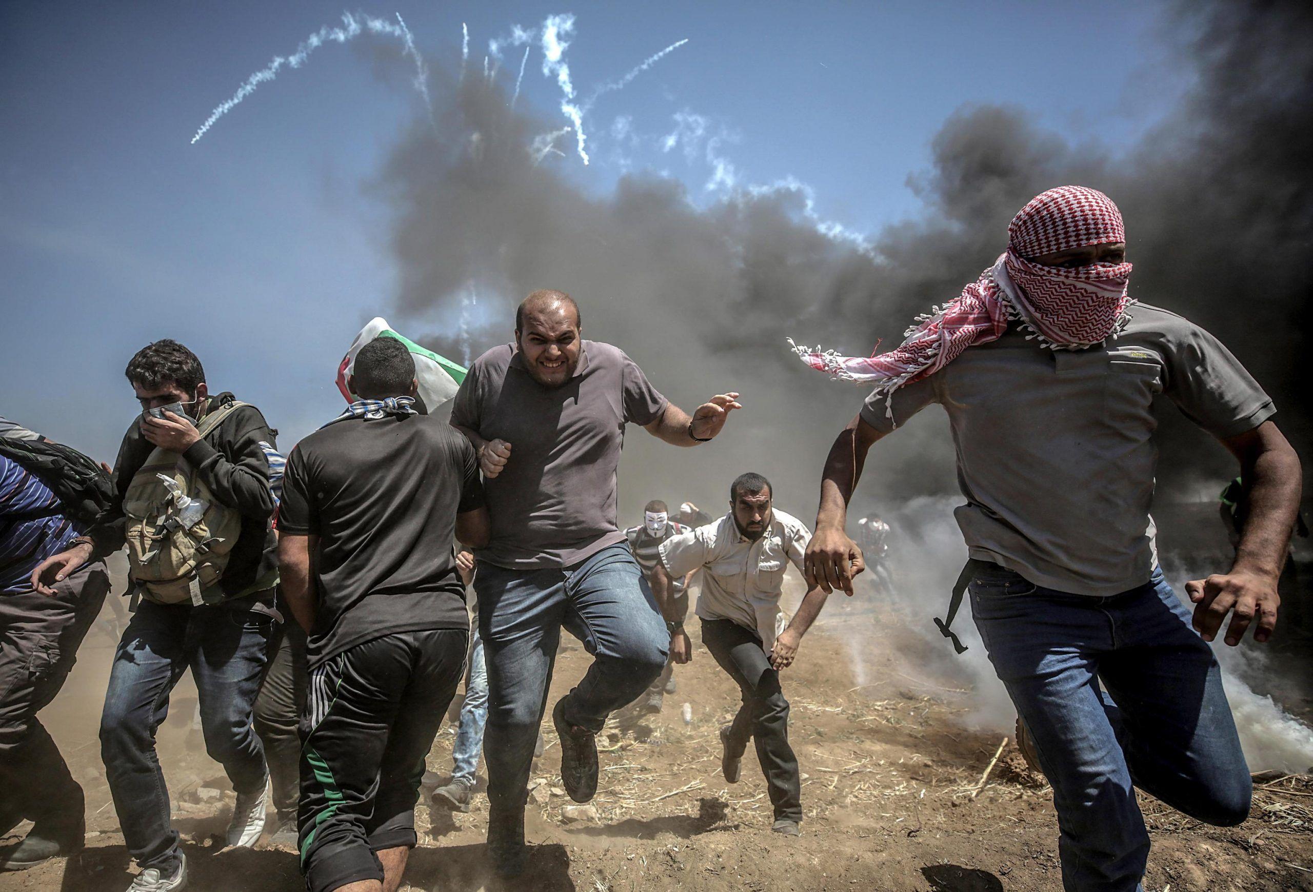 Ambasciata Usa a Gerusalemme: scontri a Gaza, 60 morti e 2800 feriti