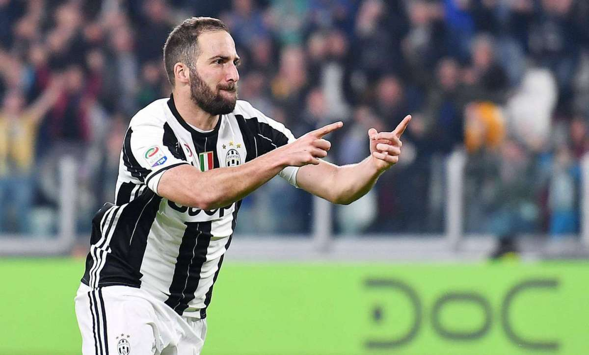 Gonzalo Higuain papà: prima figlia per il centravanti della Juventus