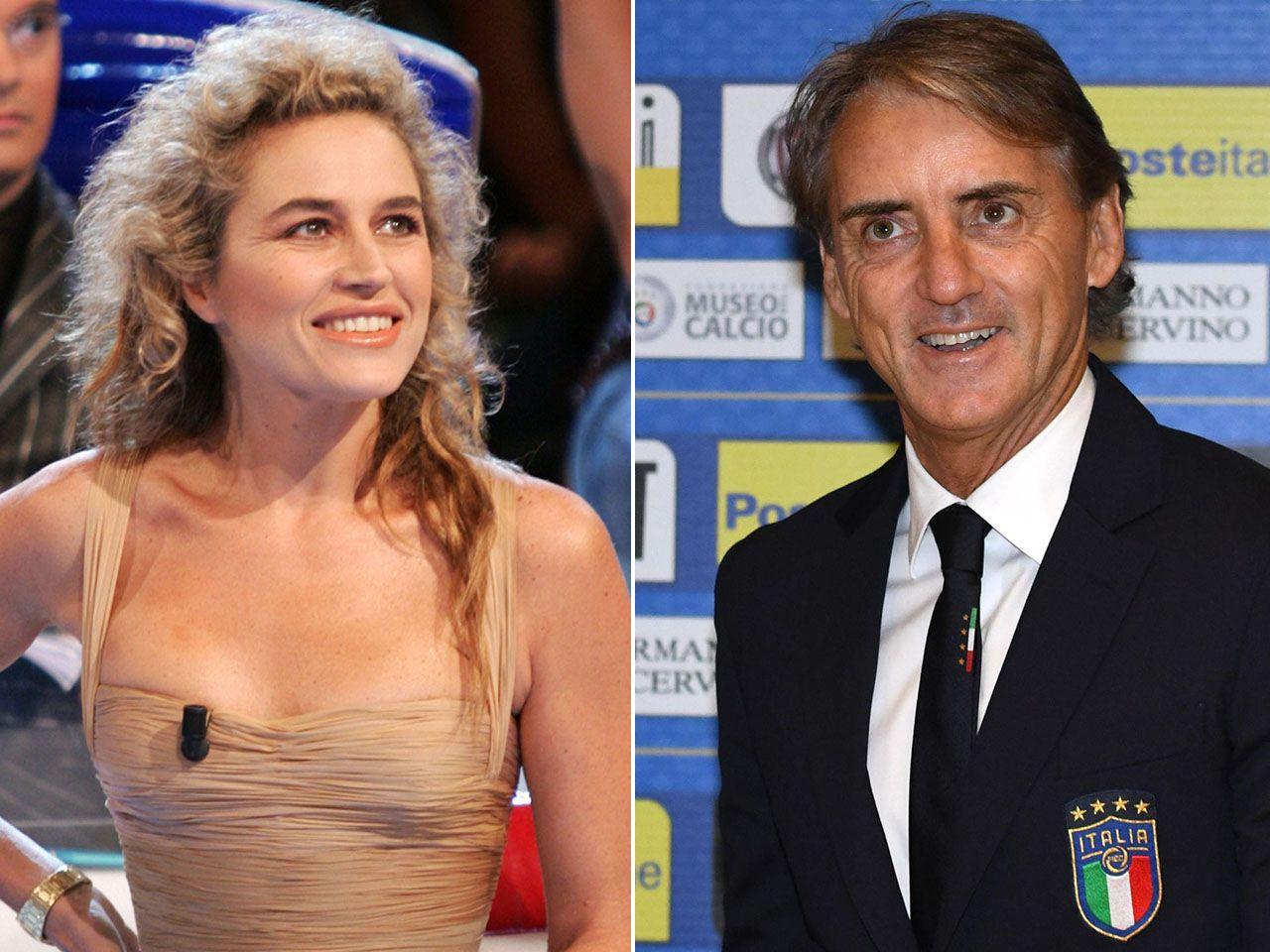 Lory Del Santo: 'Con Roberto Mancini un'indimenticabile notte di passione'