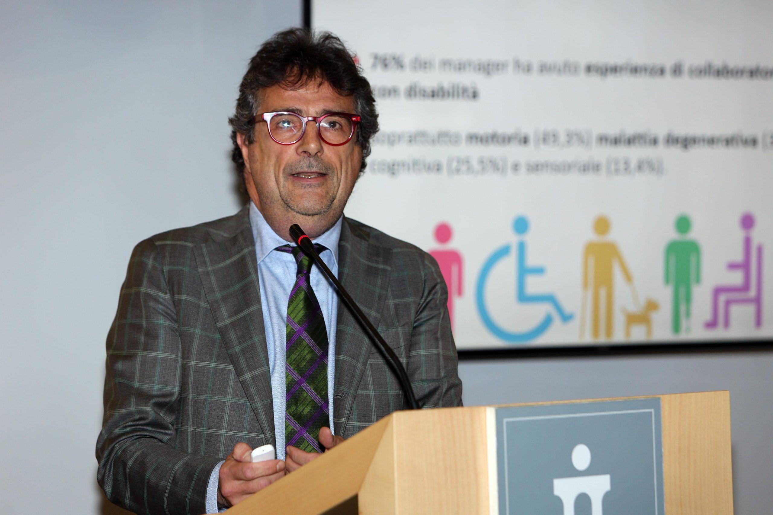 Convegno Disabilita e Lavoro La sfida dei manager organizzato da Aism e Prioritalia