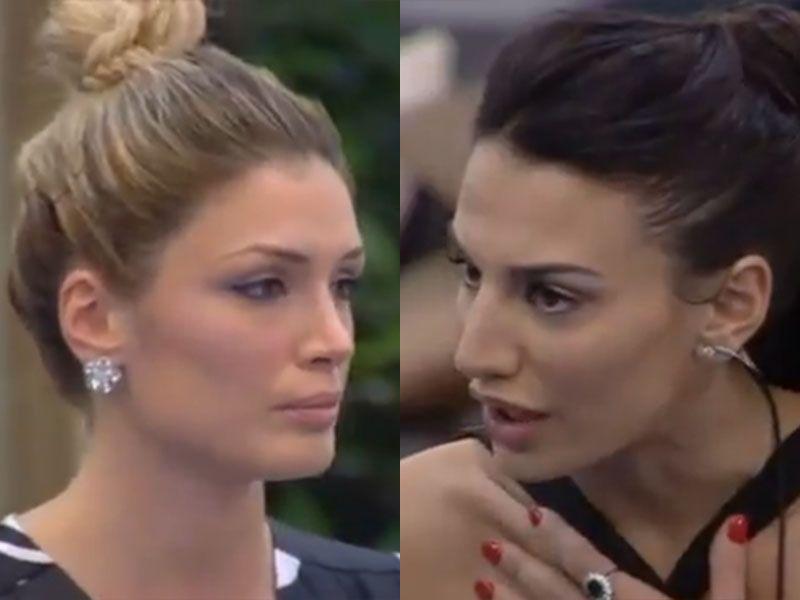 Patrizia contro Mariana al GF 15: 'Sei una persona schifosa'