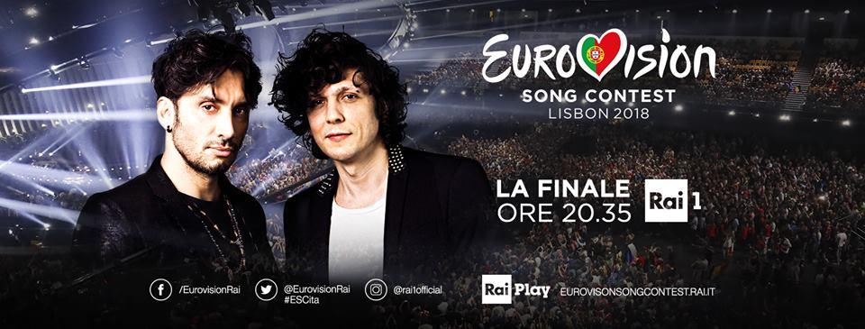 'Eurovision Song Contest', in gara anche Ermal Meta e Fabrizio Moro