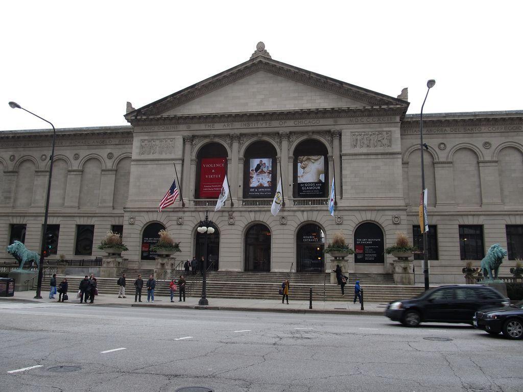 musei più grandi del mondo Art Institute of Chicago