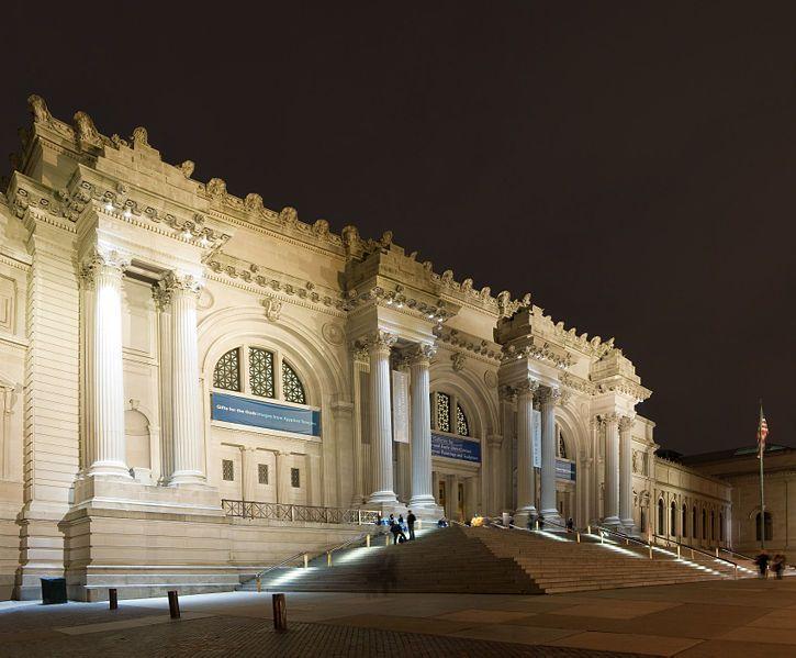 musei più grandi del mondo MET new york