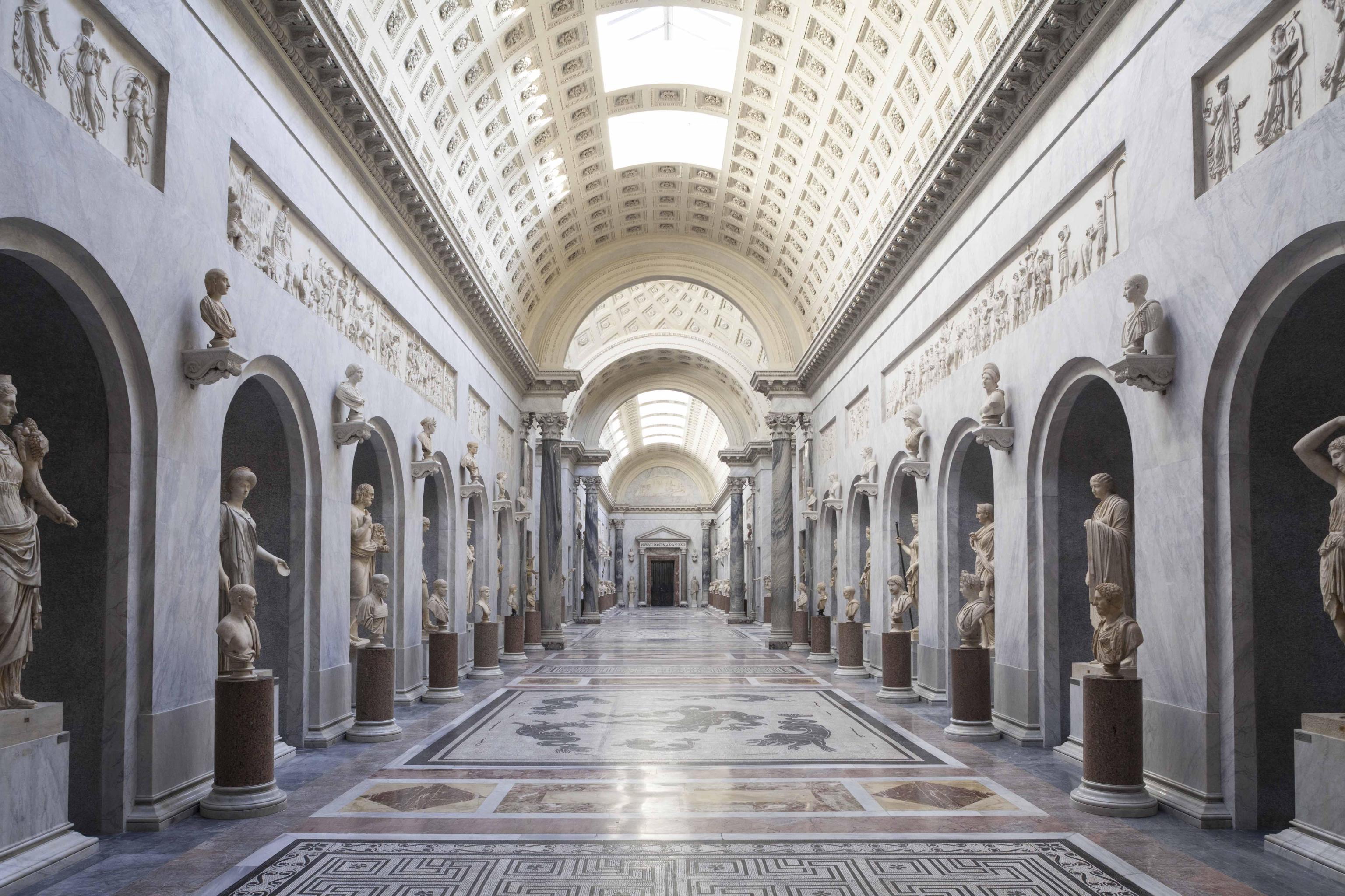 musei più grandi del mondo musei vaticani