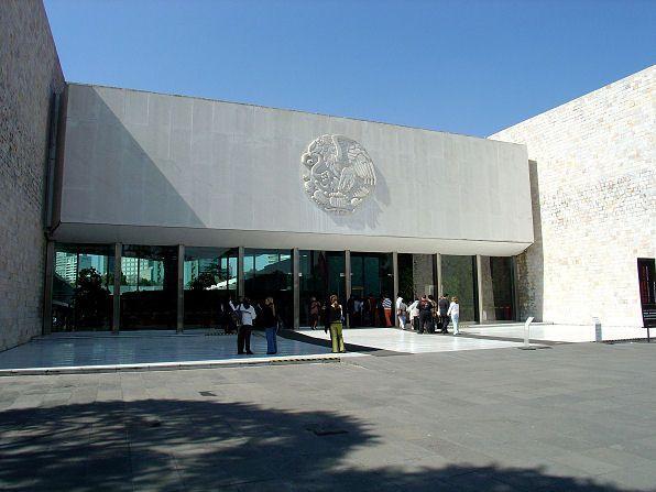 musei più grandi del mondo museo archeologia messico