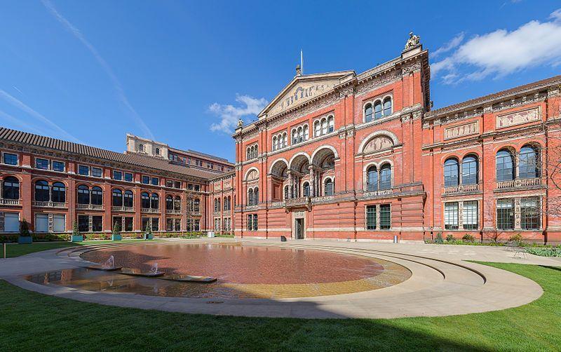 musei più grandi del mondo victoria and albert museum